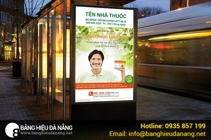 Hộp đèn quảng cáo đẹp - Banghieudanang.net