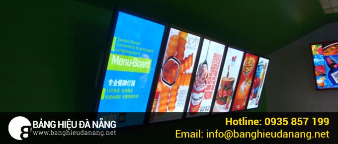 Bảng hiệu hộp đèn quảng cáo đẹp - banghieudanang.net